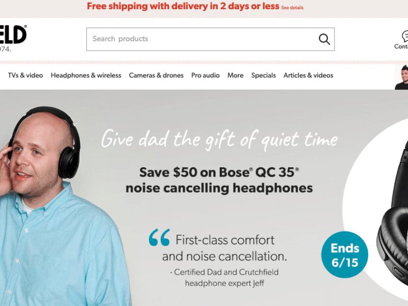 Crutchfield Black Friday 2021 Deals, Sales & Ads - HUGE Discount 2