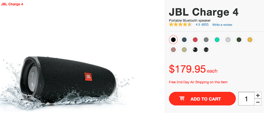 JBL Black Friday [year] deals, sales, and ads : Huge Discount 14