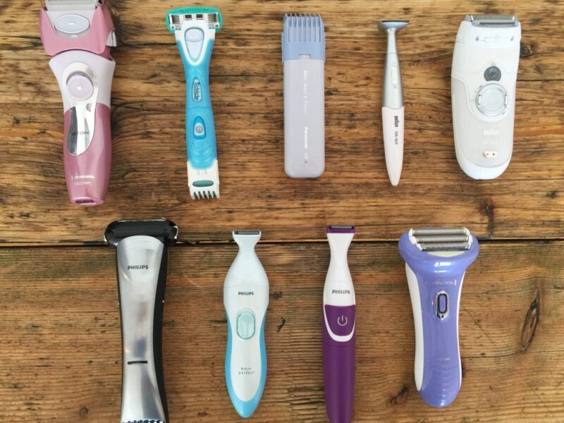 Best Bikini Trimmers and Shavers 2021 - Reviews & Buying Guide 1