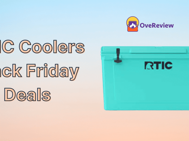 RTIC Coolers Black Friday Deals