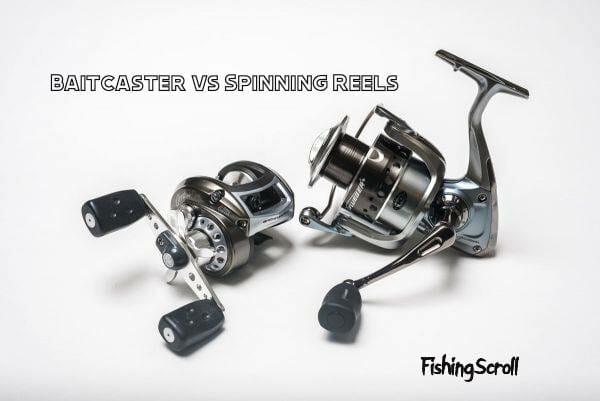 Baitcaster-vs-Spinning-Reels