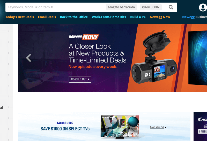 [70% OFF] Newegg Cyber Monday Deals in [year] 3