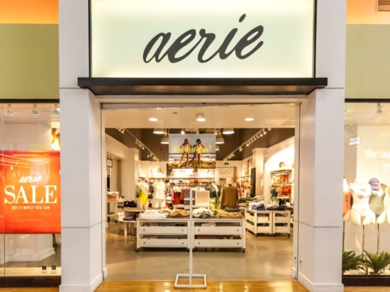 Aerie Black Friday [year] Ad, Deals & Sales {Upto 70% OFF} 1