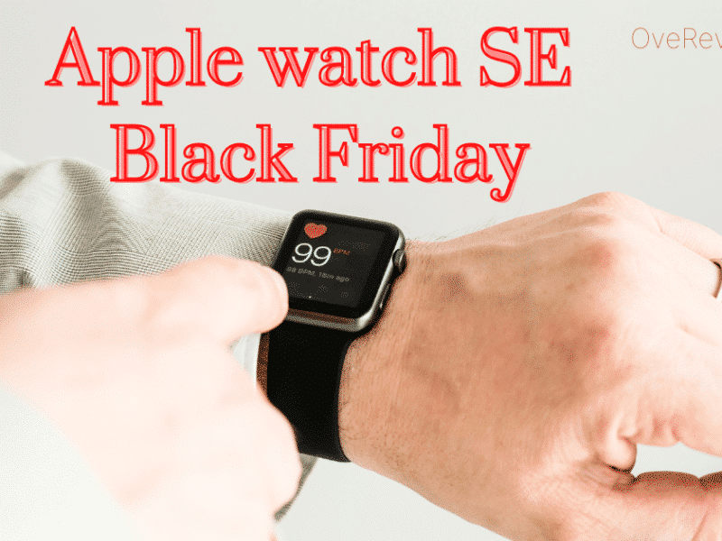Apple watch SE Black Friday