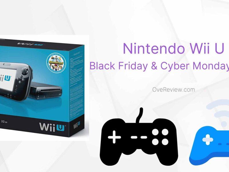 Best Nintendo Wii U Black Friday and Cyber Monday Deals