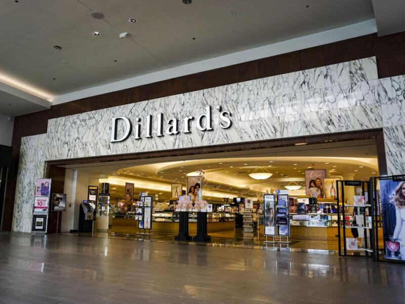 Dillards black friday