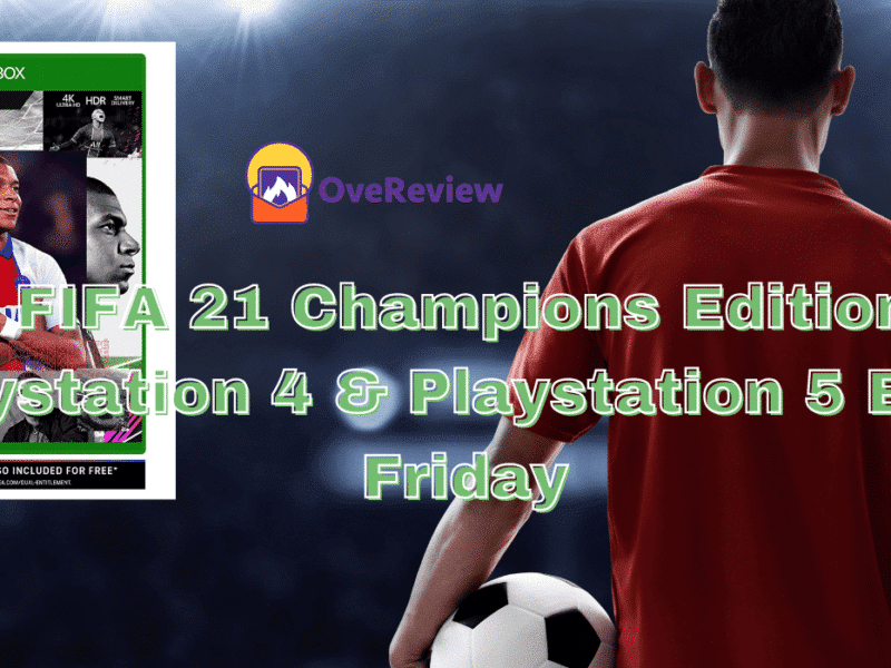 FIFA 21 Champions Edition Playstation 4 & Playstation 5 Black Friday