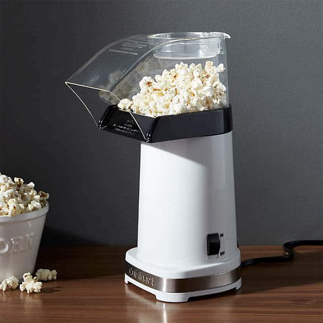 Hot Air Popcorn Poppers review