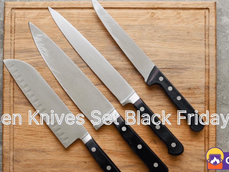 Kitchen Knives Set Black Friday 2021 Deals, Sales & Ads 1