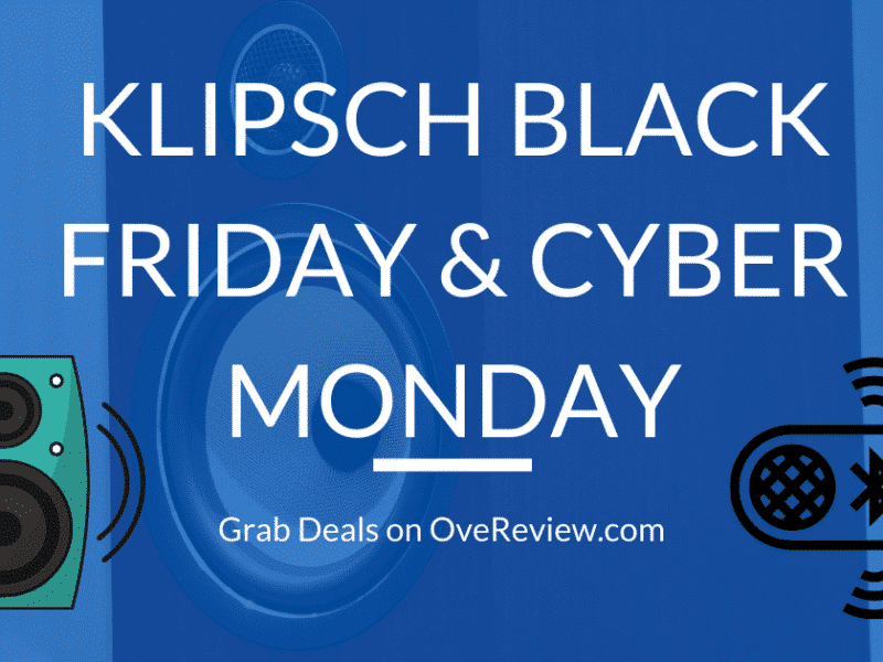 Save Up to 50% on Klipsch Black Friday 2021 and Cyber Monday Deals 1