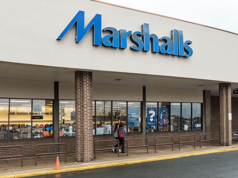 Marshalls black friday