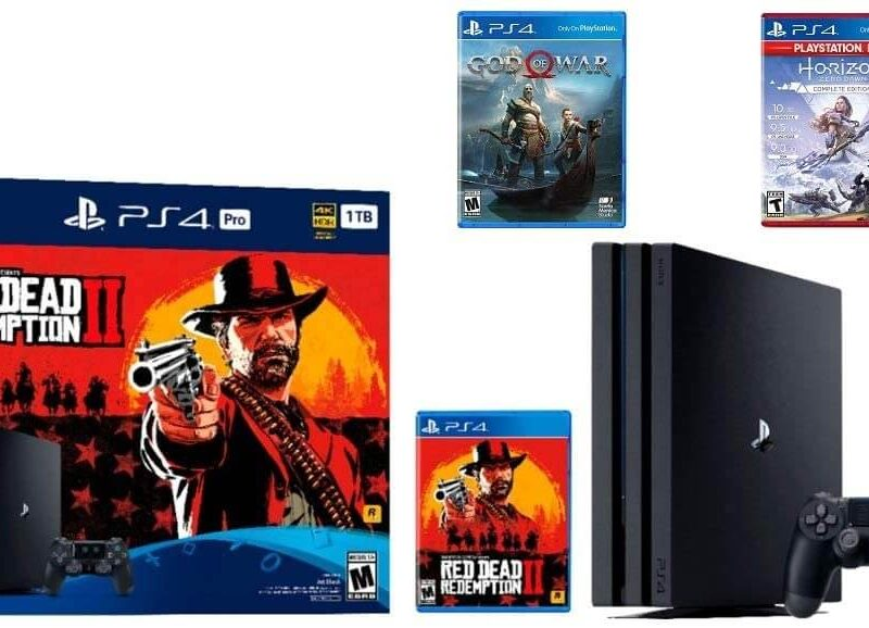 PS4 Red Dead Redemption 2 Black Friday Deals-2