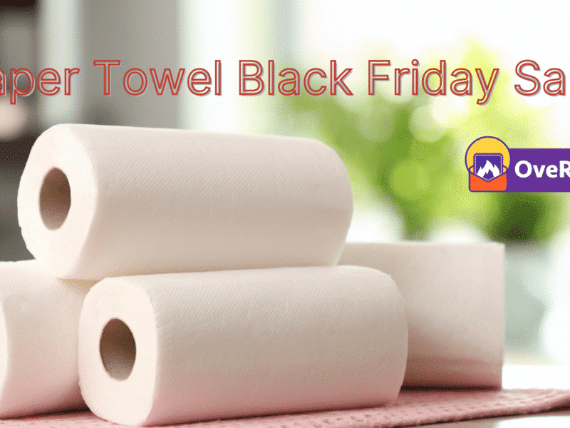 Paper Towel Black Friday Sale