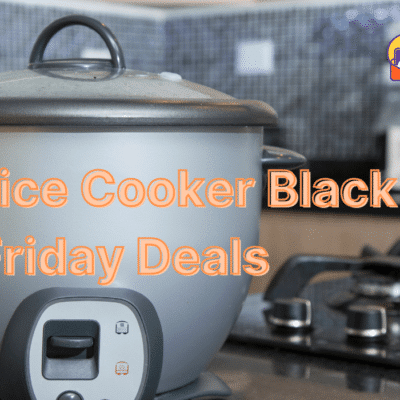 Rice Cooker Black Friday 2021 Deals, Sales, and Ads [LIVE] 2