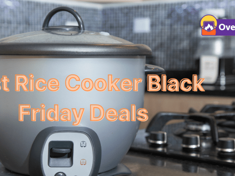 Rice Cooker Black Friday 2021 Deals, Sales, and Ads [LIVE] 1