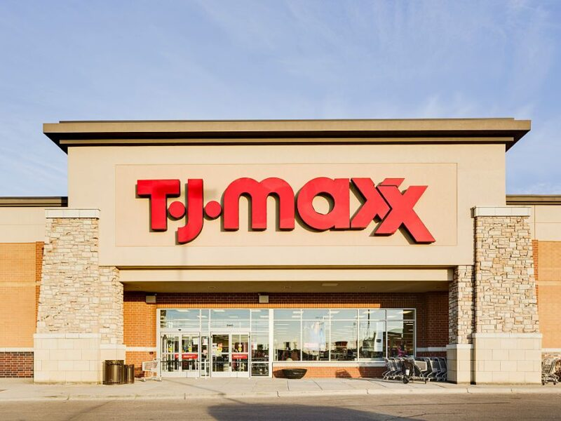T.J. Maxx black friday sale