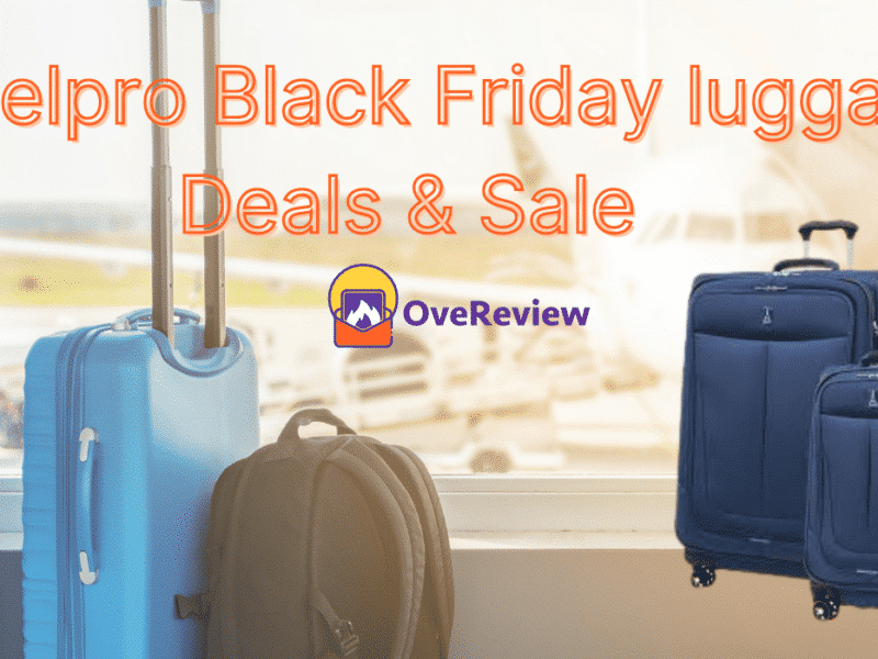 Travelpro Black Friday luggage Deals & Sale