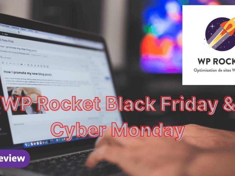 WP Rocket Black Friday & Cyber Monday