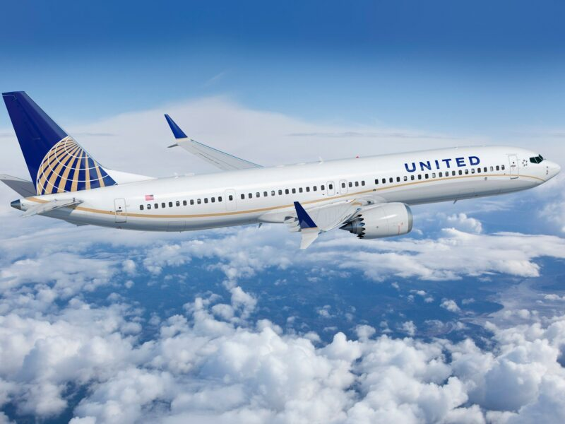 United Airlines Black Friday Deals