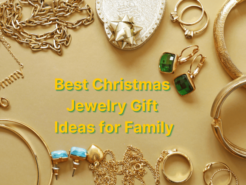50 Best Christmas Jewelry Gift Ideas For Family [HUGE Discount] 2