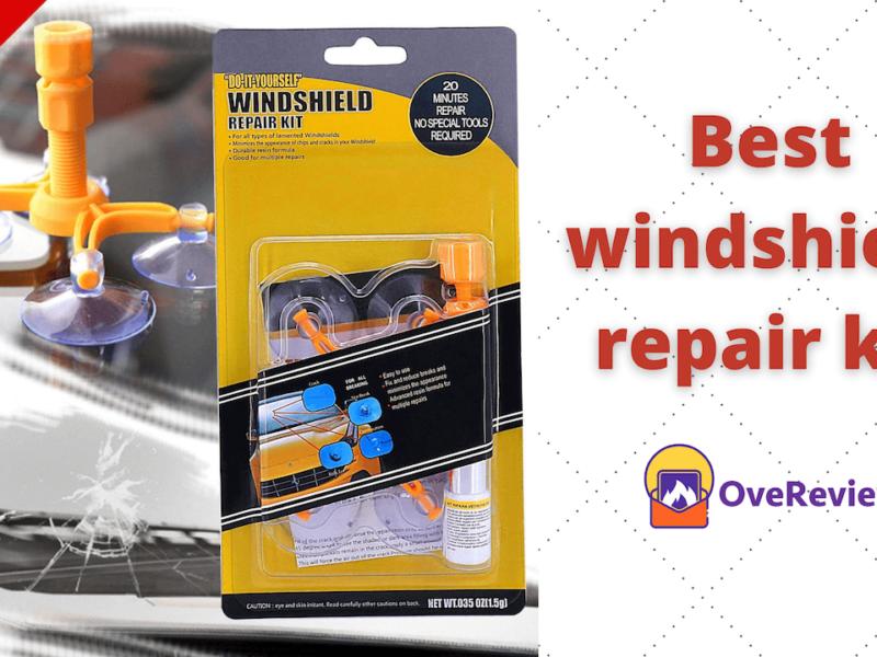 Best windshield repair kit-2