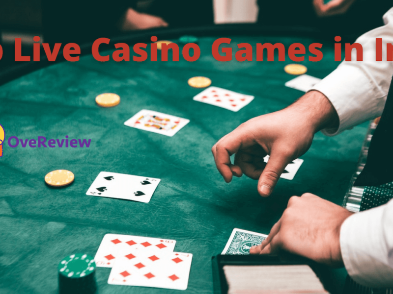 Live Casino Games in India-2