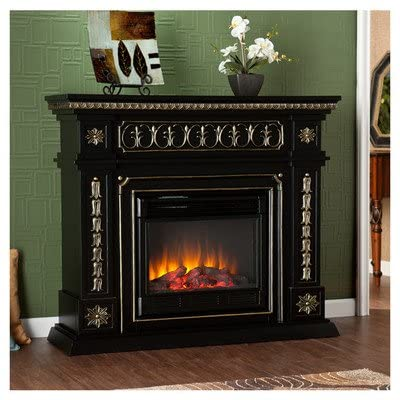 15 Best electric fireplace TV stand in 2021 1