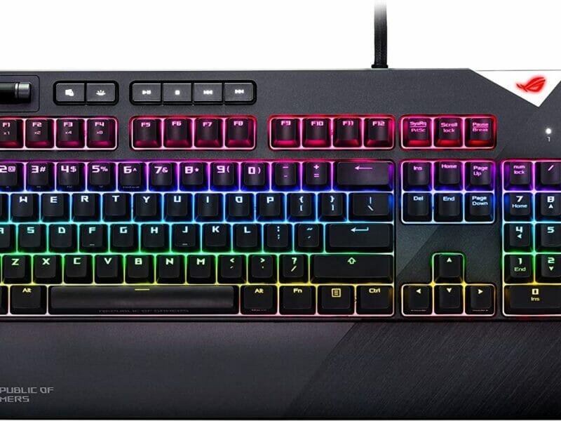 asus best gaming keypads