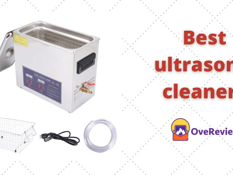best ultrasonic cleaners