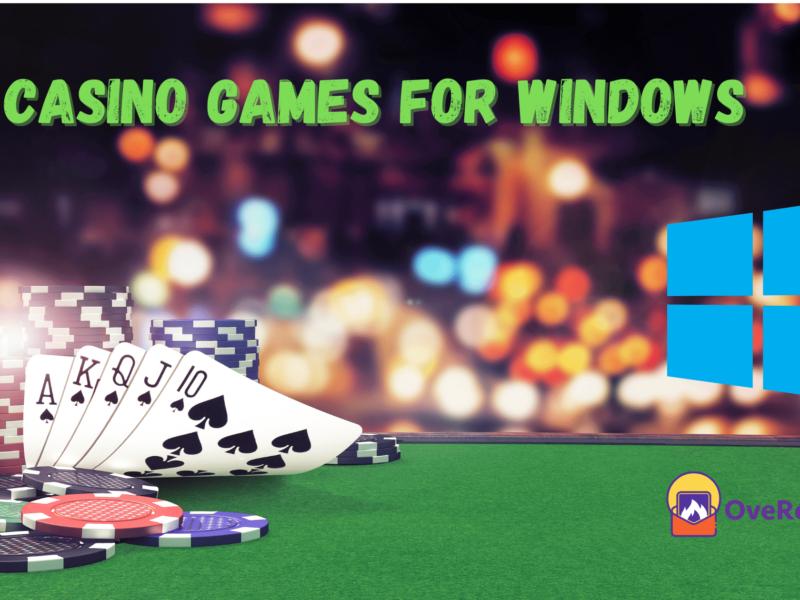 Best Casino Games for Windows 10 PC 1
