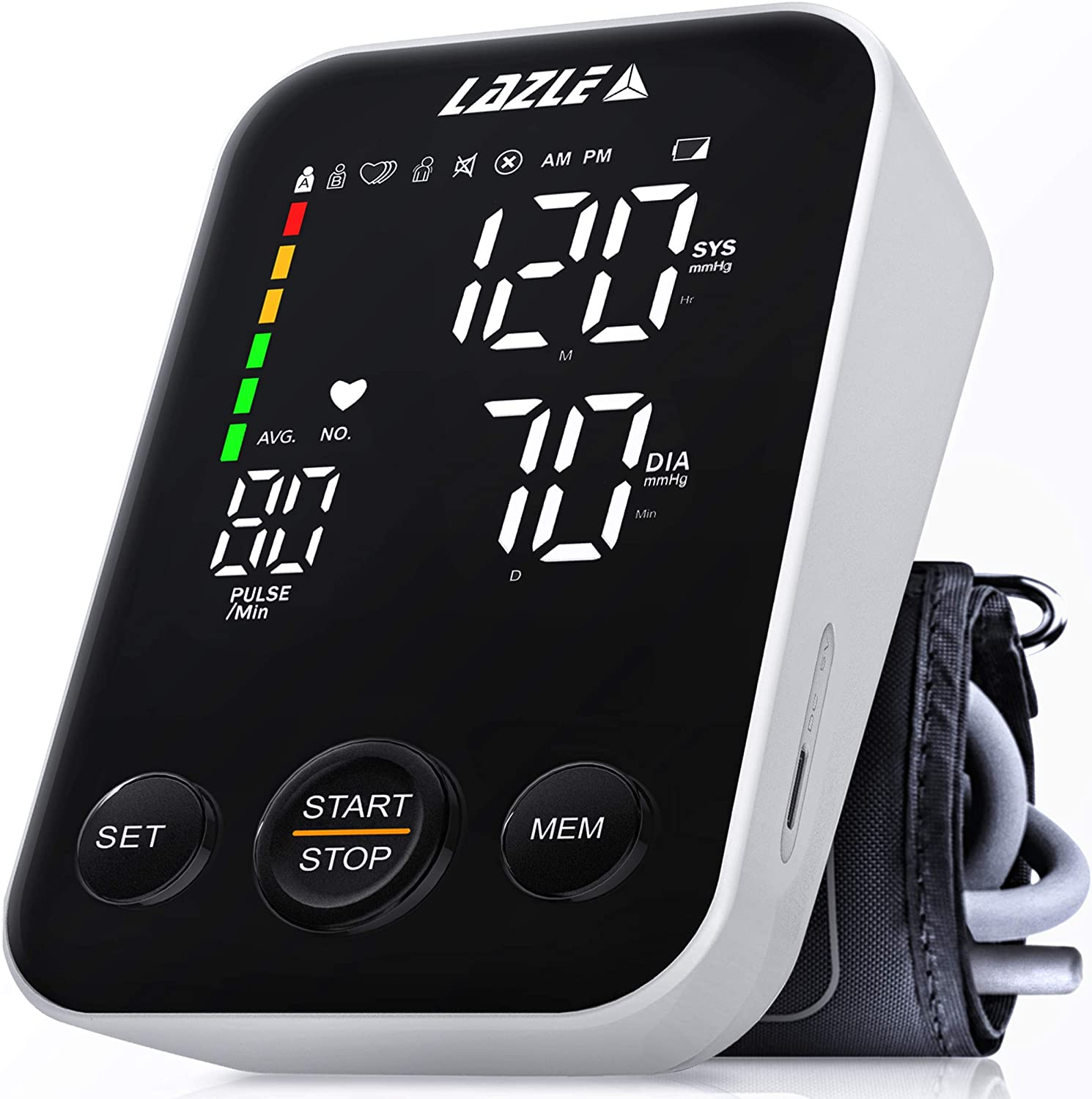 15 Best Blood Pressure Monitors of [year] - How to Choose? 3