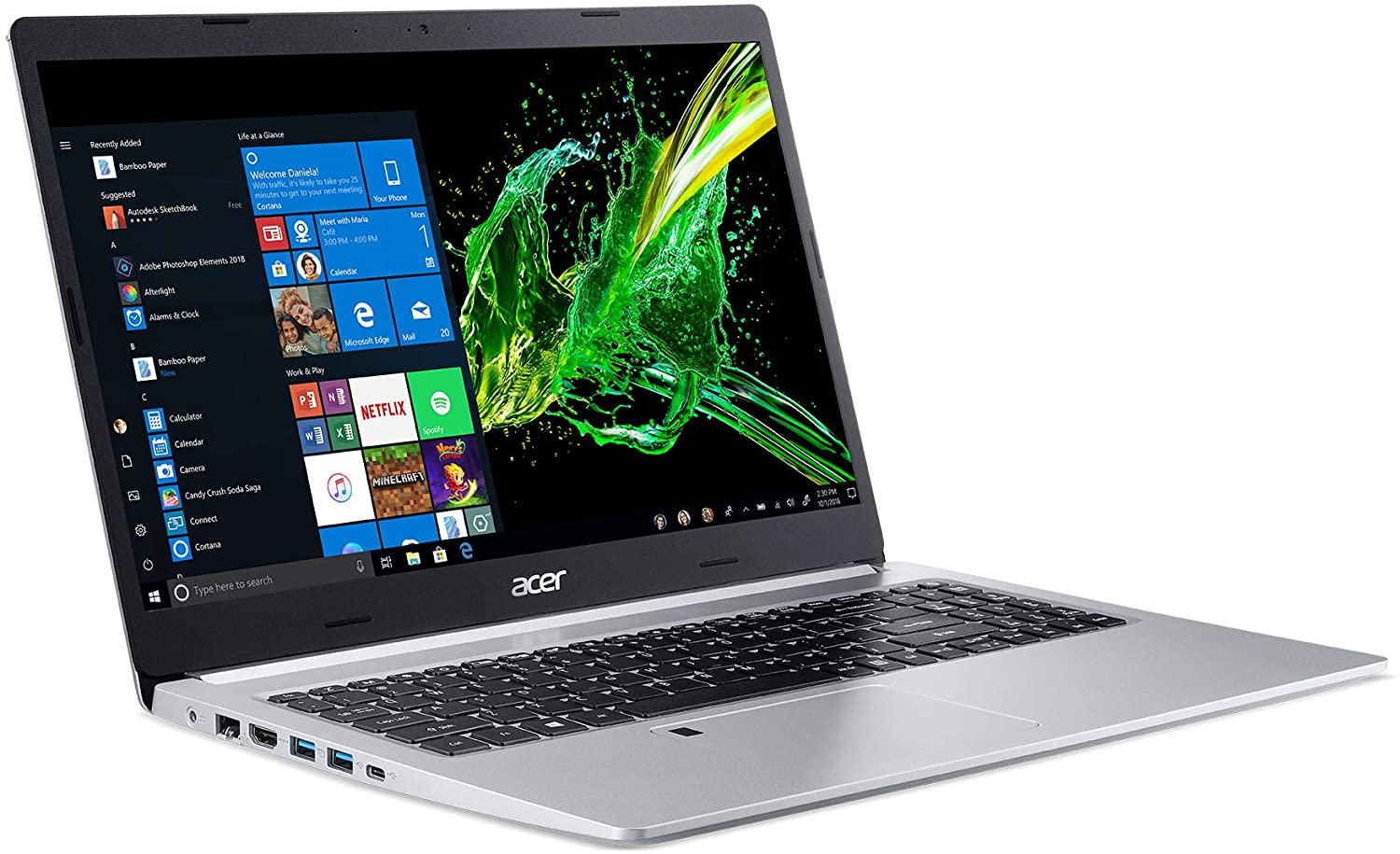 acer gaming laptops under $500