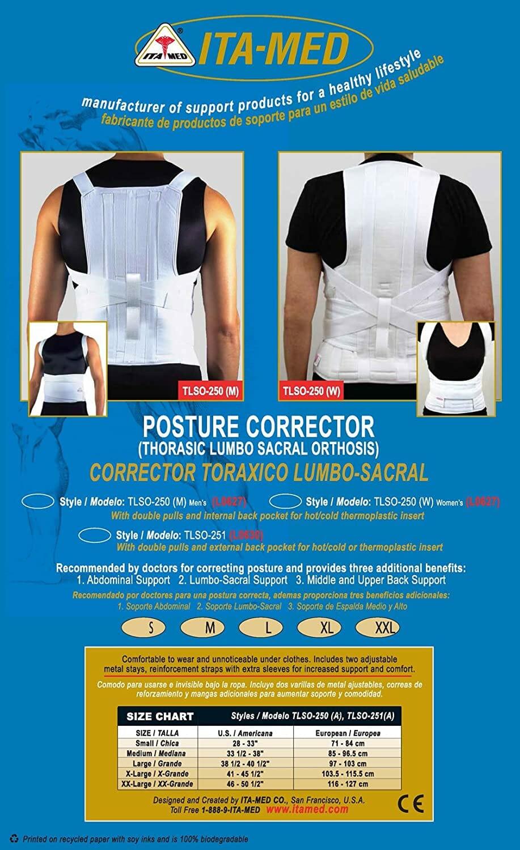 ITA-MED Women Posture Corrector
