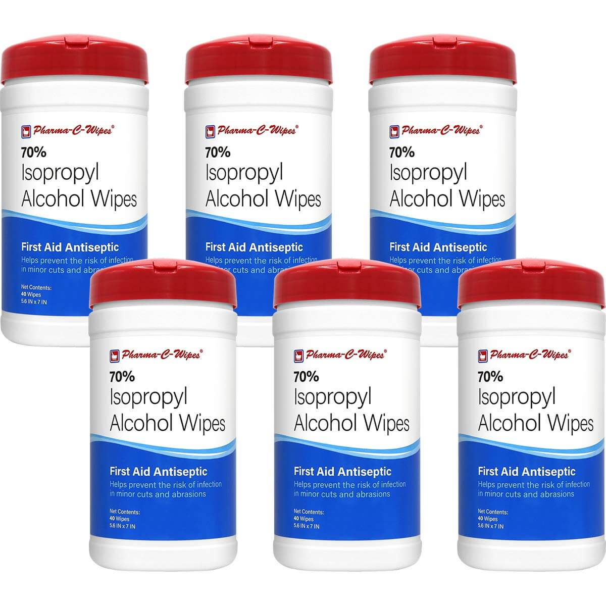 Pharma C Alcohol Wipes Best Hand Sanitizers