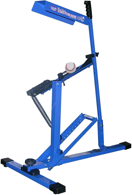 Louisville Slugger Blue Flame Tennis Ball Machine