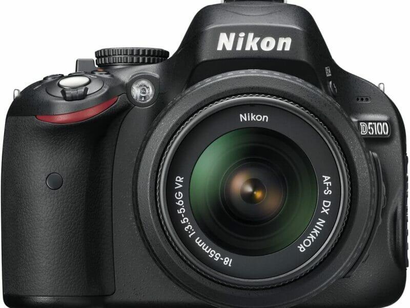 Nikon D5100 DSLR Black Friday & Cyber Monday Deals 2021 1