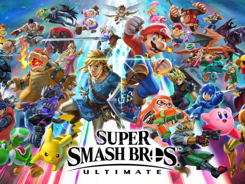 Nintendo Super Smash Bros black friday