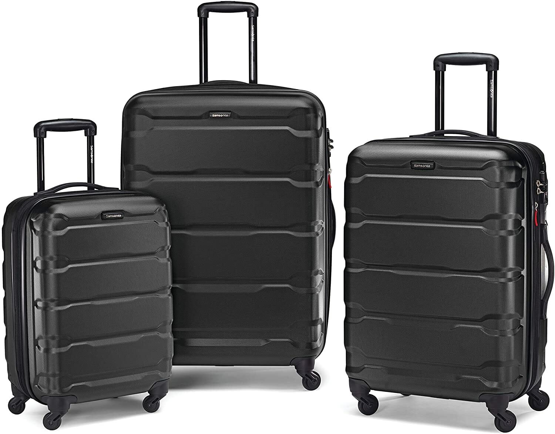 Samsonite Luggage Omni PC Hardside Expandable