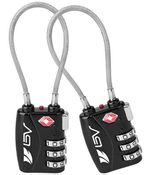 BS TSA Best Luggage Locks