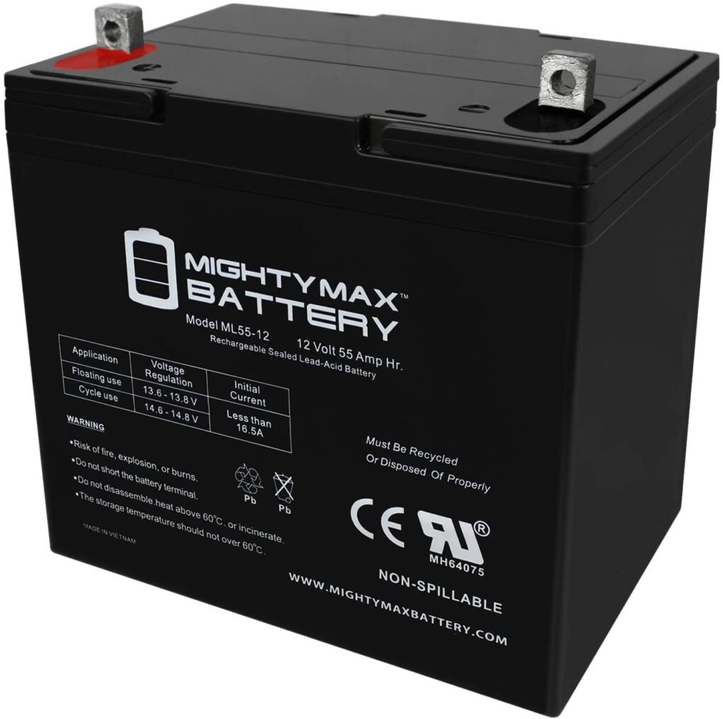 best trolling motor battery