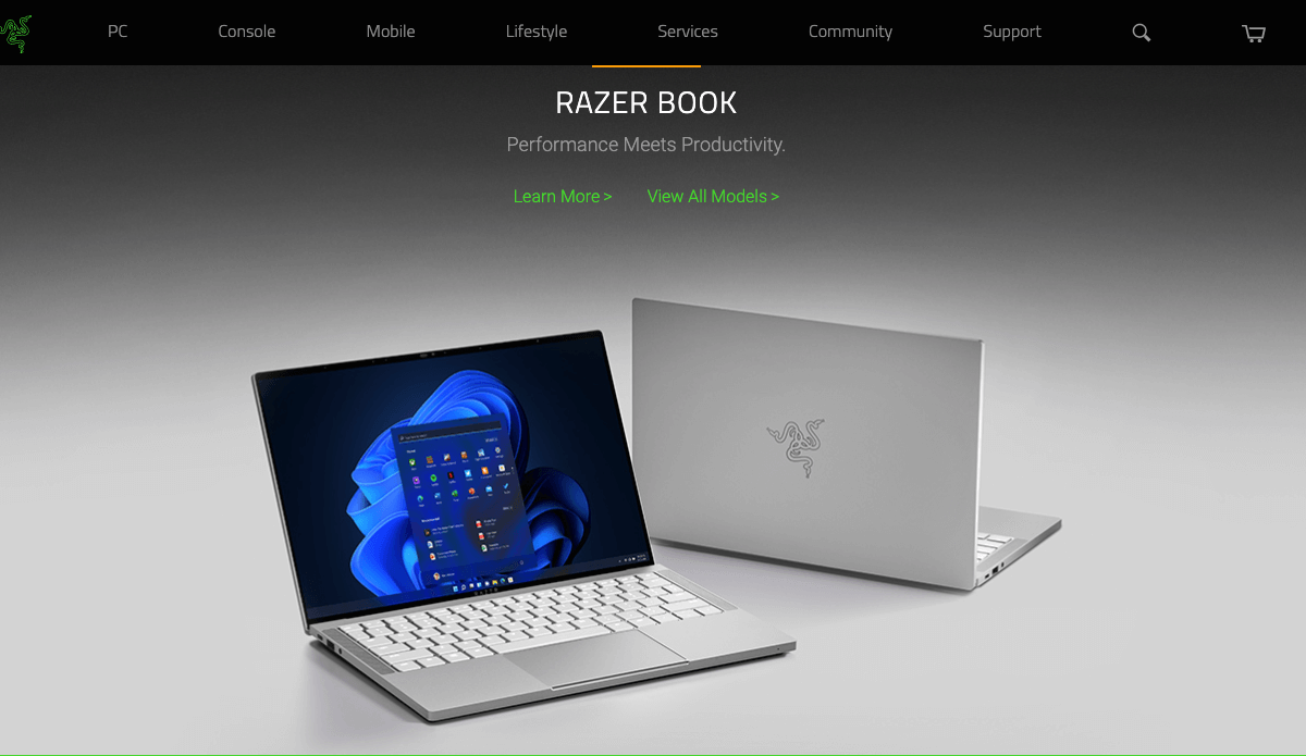 Razer Blade Gaming Laptops Black Friday