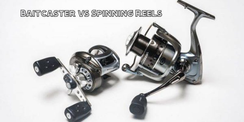 Baitcaster vs Spinning Reels – Detailed Guide {Pros & Cons}