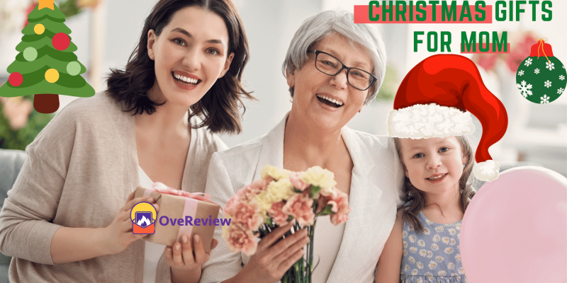 50+ Best Christmas Gifts for Mom 2021 [Useful gifts]
