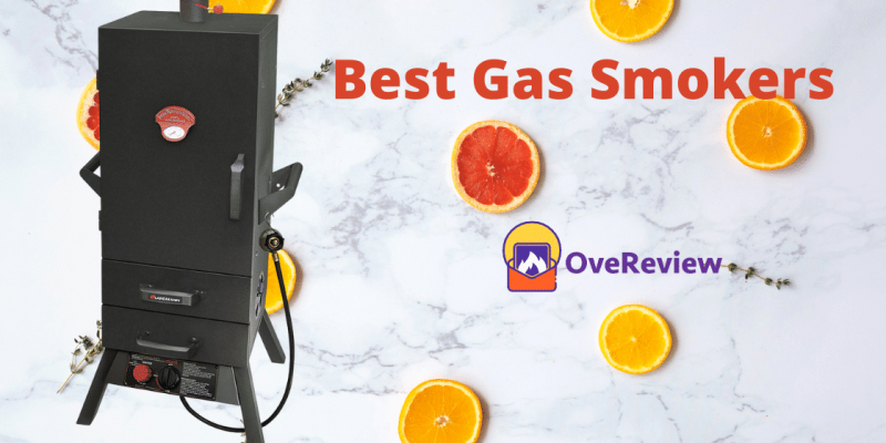 The 10 Best Gas Smokers in 2021 – [Expert Review]