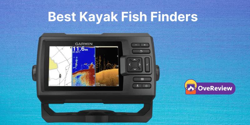 Best Kayak Fish Finders in 2021 – Top 12