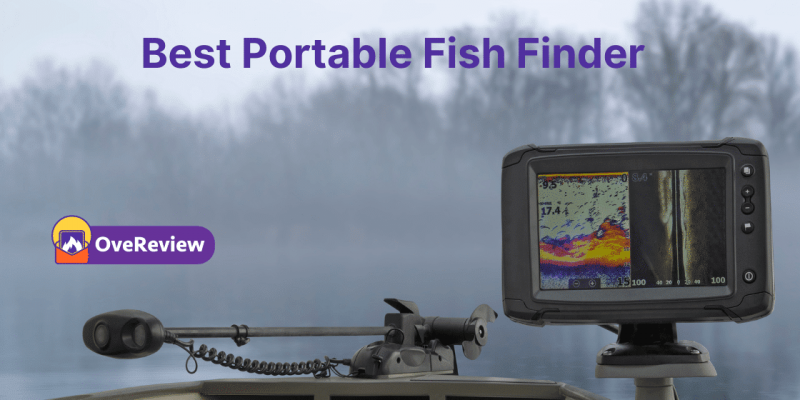 12 Best Portable Fish Finder in 2021 [Review & Buying Guide]