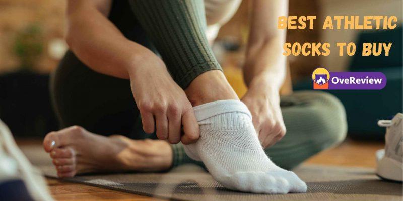 11 Best athletic socks to buy in 2021 – Reviews