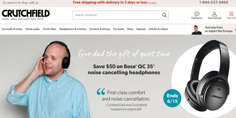 Crutchfield Black Friday 2021 Deals, Sales & Ads – HUGE Discount