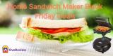 Top 20 Home Sandwich Maker Black Friday Deals