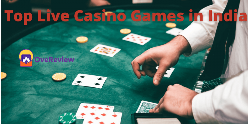Top 10 Live Casino Games in India